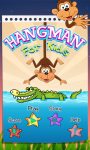 Hangman For kids screenshot 1/5