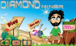 Diamond Miner Free screenshot 1/4