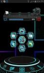 Next Launcher 3D Tron Theme screenshot 1/4