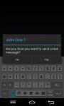 SMS Undo screenshot 1/4