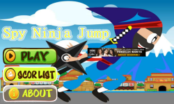 Spy Ninja Jump screenshot 1/3