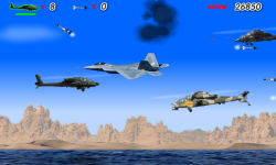 Desert Storm Game screenshot 1/4