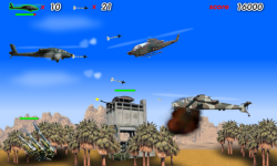 Desert Storm Game screenshot 4/4