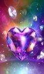 Colorful Diamond Live Wallpaper screenshot 2/3