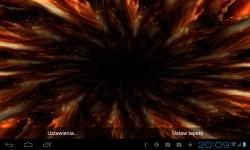 Hypnotic Tunnel Live Wallpaper FREE screenshot 1/6