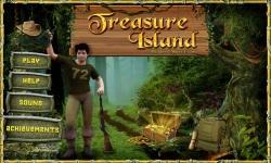 Free Hidden Object Game - Treasure Island screenshot 1/4