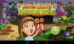 New Born Baby Plant A Tree screenshot 1/5