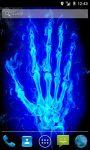 X-ray Hand Live Wallpaper screenshot 1/3