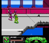 Teenage Mutant Ninja Turtles 3 -The Manhattan  screenshot 3/4