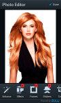 Woman Hair Style Photo Change screenshot 4/6