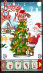 Christmas Tree Maker For Kids - Game screenshot 1/3