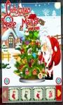 Christmas Tree Maker For Kids - Game screenshot 2/3
