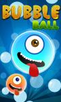 BUBBLE BALL Free screenshot 1/1
