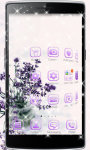 Lavender Wallpaper HD background screenshot 4/4