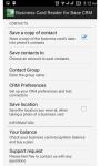 Business Card Reader for Base CRM screenshot 3/6