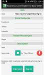 Business Card Reader for Base CRM screenshot 6/6