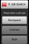IT Job Search - UK screenshot 1/1
