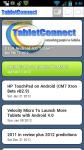 TabletConnect screenshot 2/5