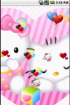 Hello Kitty Baby Cute Live Wallpapers screenshot 1/5