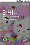 Hello Kitty Baby Cute Live Wallpapers screenshot 2/5