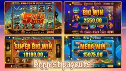 Jackpot Cruise Slots  screenshot 4/6