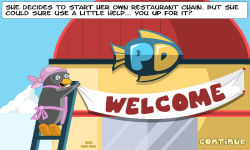 Penguin Diner2 screenshot 4/6
