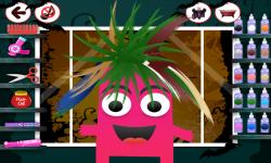 Monster Hair Salon - Game screenshot 5/5