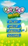 Balloon Blitz Free screenshot 1/6