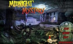 Free Hidden Object Games - Midnight Mystery screenshot 1/4