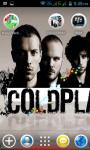 Coldplay Live Wallpapers screenshot 2/4