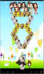 Bubble Girls SNSD screenshot 3/3