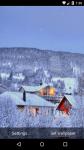 Beautiful Winter Live Wallpaper HD screenshot 1/6