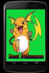 Best Pokemon screenshot 1/3