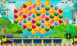 Honeycomb Farm Match 3 screenshot 3/6