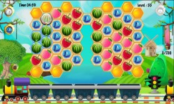 Honeycomb Farm Match 3 screenshot 5/6