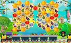 Honeycomb Farm Match 3 screenshot 6/6