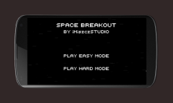 SpaceBreakout screenshot 1/2