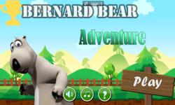 Bernard Bear Adventure screenshot 1/3