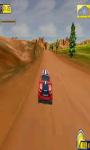 Sega Car Race Rally 3d screenshot 1/6