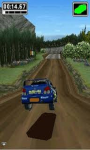Sega Car Race Rally 3d screenshot 4/6