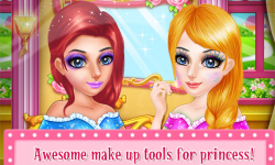 SnowFlake Princess Fairy Salon screenshot 2/5