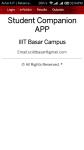 IIIT Basar Students Companion screenshot 6/6
