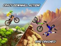 Bike Mayhem Mountain Racing real screenshot 1/6