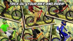 Bike Mayhem Mountain Racing real screenshot 2/6