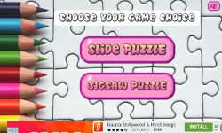 Slide and Jigsaw Puzzles Free screenshot 1/6