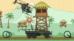 Doodle Army swift screenshot 2/6