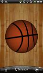 Basketball 3D Live Wallpaper screenshot 1/6