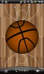 Basketball 3D Live Wallpaper screenshot 4/6
