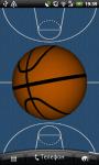 Basketball 3D Live Wallpaper screenshot 6/6