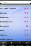 Radio Croatia Live screenshot 1/1